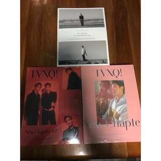 [IN STOCK] TVXQ! DEBUT 15TH ANNIVERSARY ALBUM [NEW CHAPTER #2: THE TRUTH OF LOVE