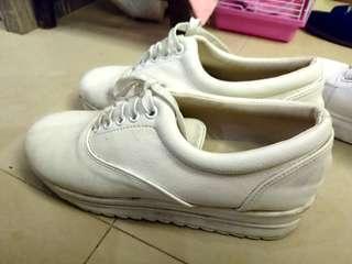 小白鞋(有增高)24.5