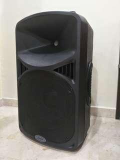 """🚚 Alderpro huge """"ACTIVE"""" professional Audio Speaker"""