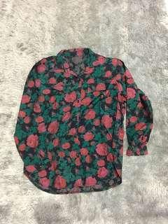 Floral Shirt / Kemeja Bunga