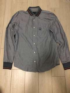 Raf Simon x Fred Perry shirt