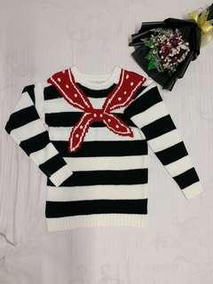 Ribbon Knitwear