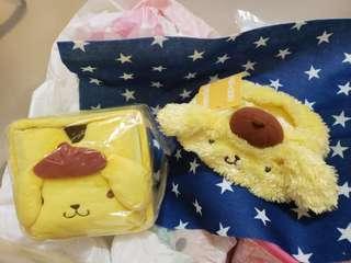 Sanrio 布甸狗 櫃桶仔 紙巾袋