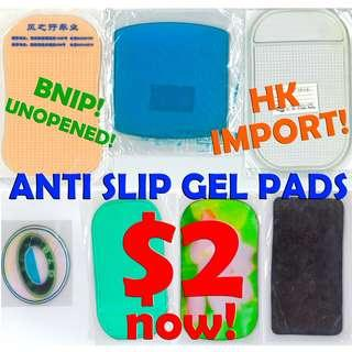 Anti Slip Pads (Multi-functional tool for Home/Office/Car) *2018 Year End Special Offer, Limited Stock less than $3 now!* BNIP!*