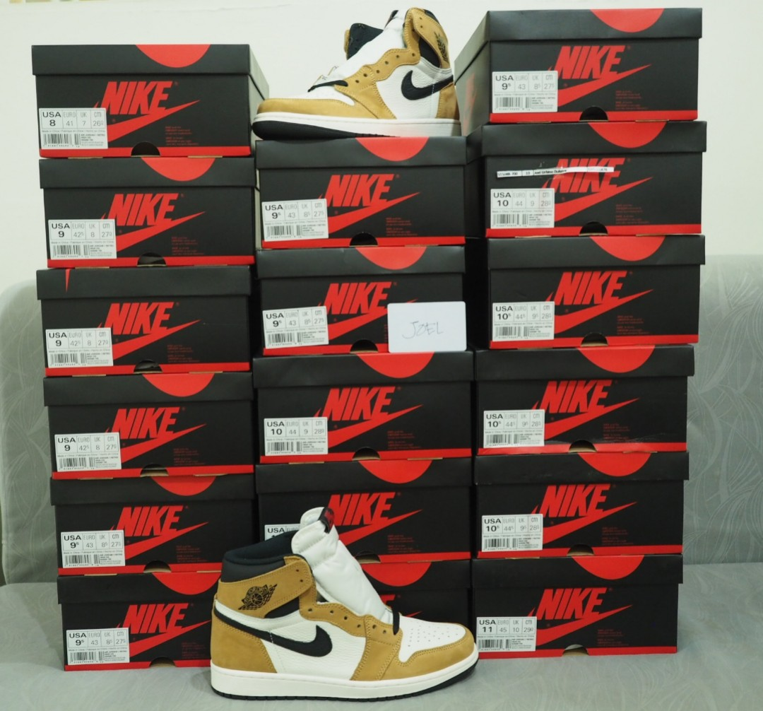 bd45f982eff 《ALL  OLD》8US - 11US Air Jordan 1 HIGH OG Rookie of the Year ROTY ROY