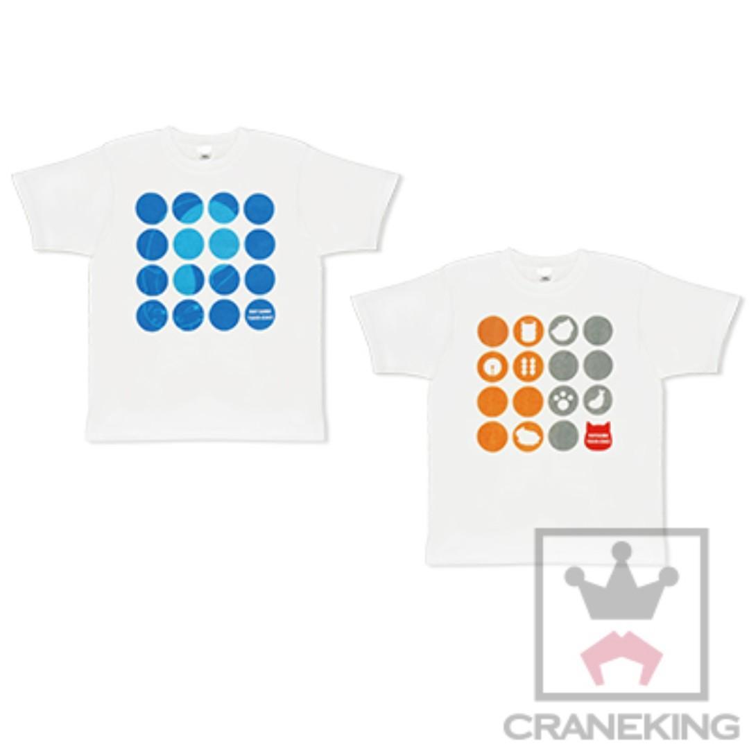 日版 景品 夏目友人帳 T-shirt
