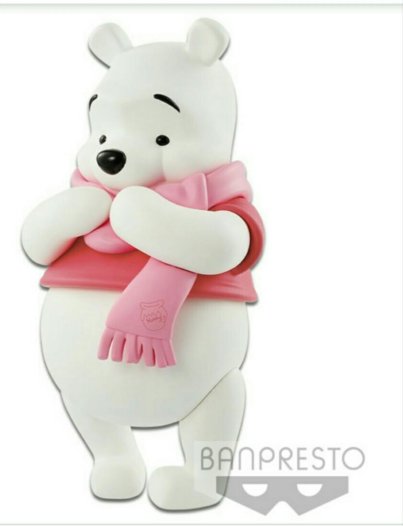 (現貨)小熊維尼 Winnie the Pooh Supreme Collection White ver.