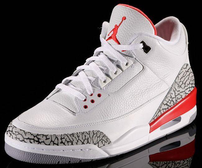 89289e11b41 Air Jordan 3 Katrina Hall Of Fame, Men's Fashion, Footwear, Sneakers ...