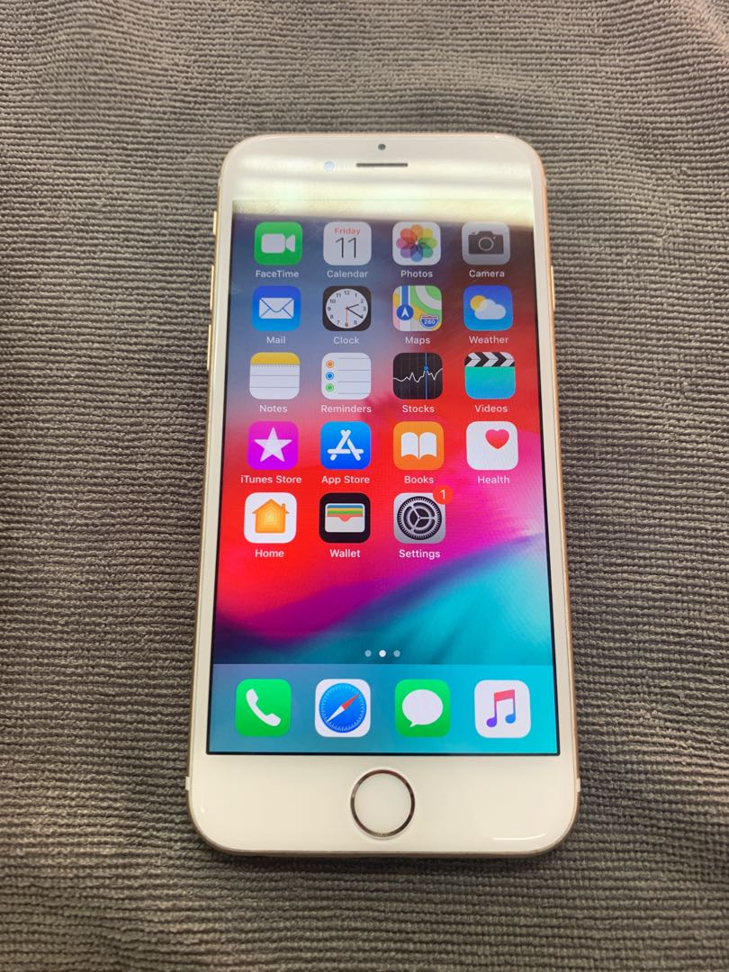buy popular 47457 93bcd Apple iPhone 6 128gb fingerprint not working