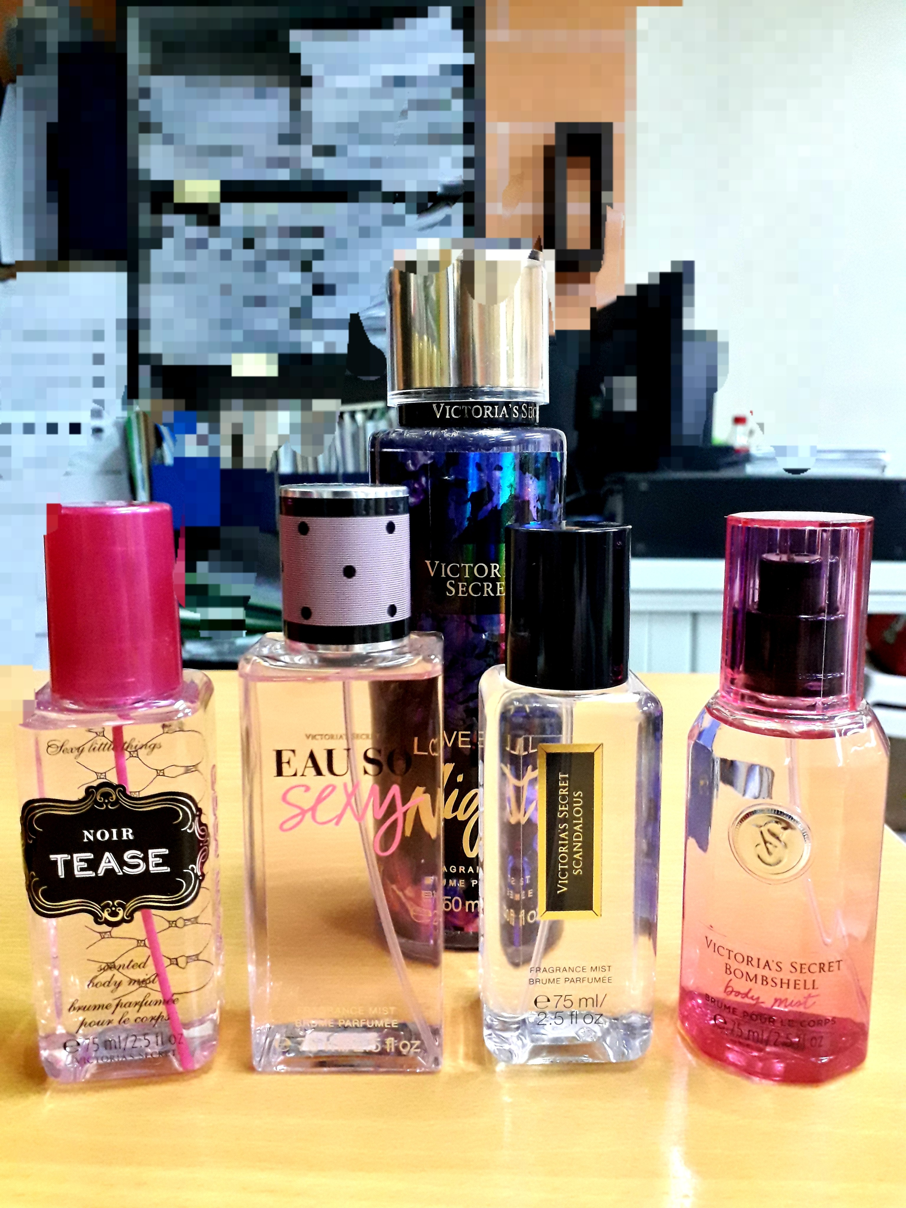 35e6b9d5d7 Authentic Victoria s Secret Perfume
