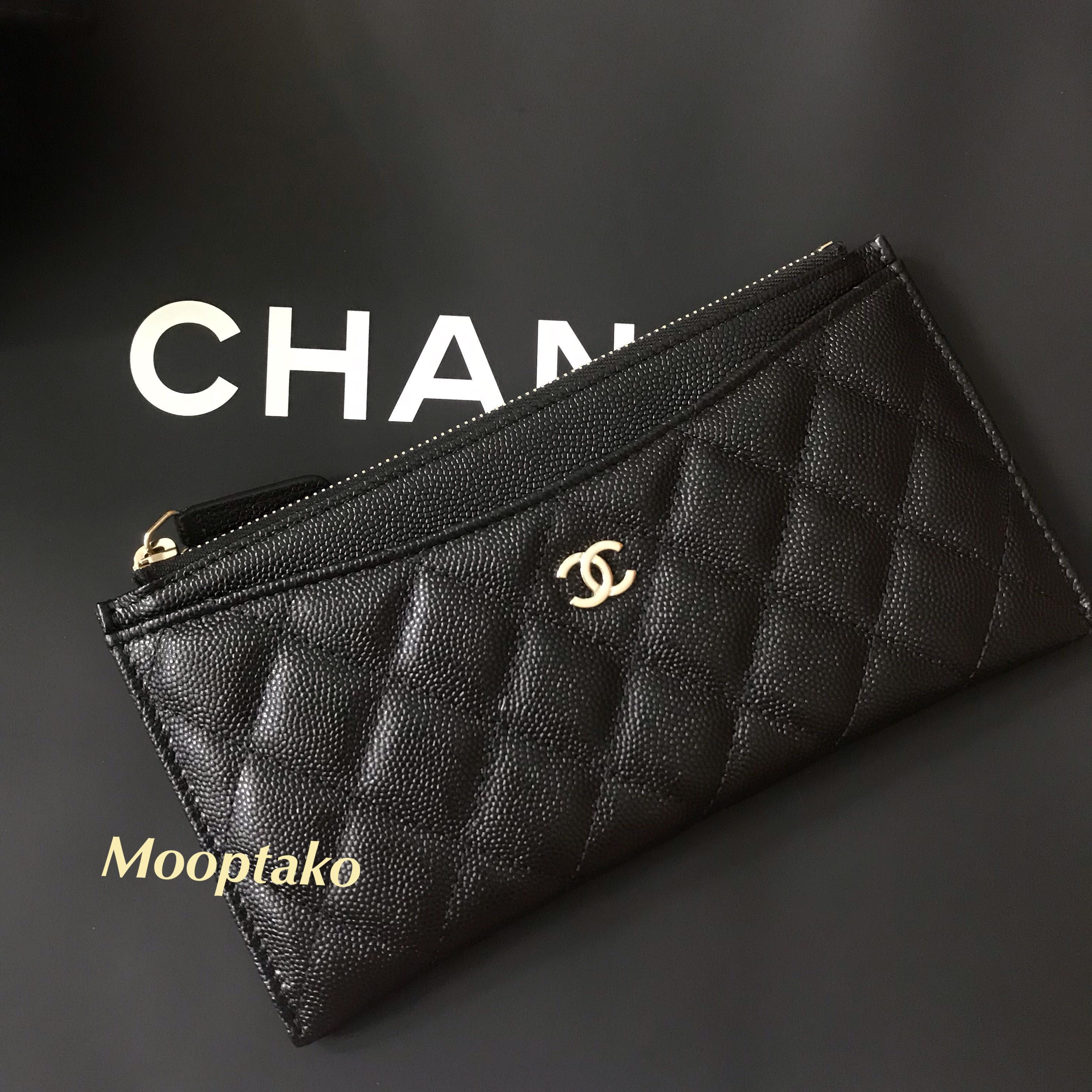 a21ffc2fec64 BNIB Authentic CHANEL phone case/wallet, Luxury, Bags & Wallets, Wallets on  Carousell