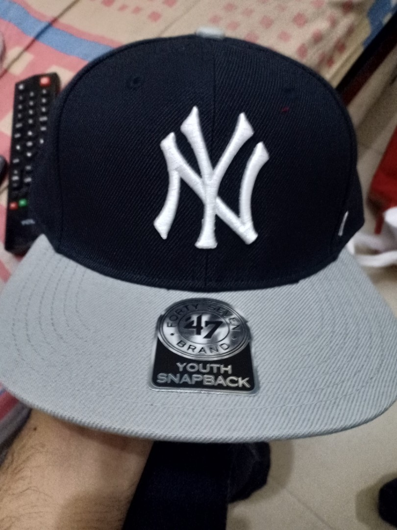 16bcb23efa2 Brand New 47Brand New York Yankees Cap Youth size