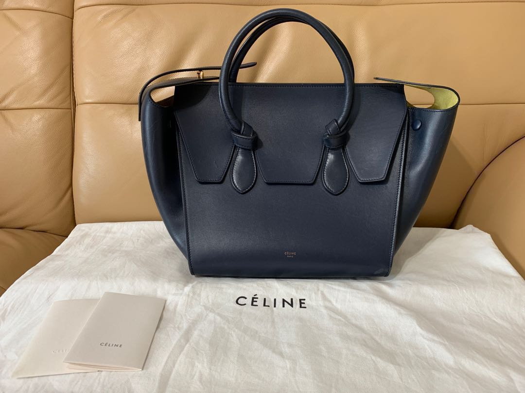 Celine Tie Bag Luxury Bags Wallets Handbags On Carou 8a41050ccd09c