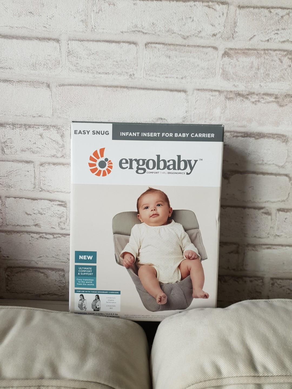 88d1c558737 ERGOBABY infant insert for baby carrier