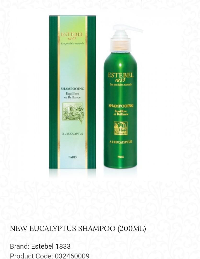 ESTEBEL Eucalyptus(尤加利) Hair Shampoo(200ML)