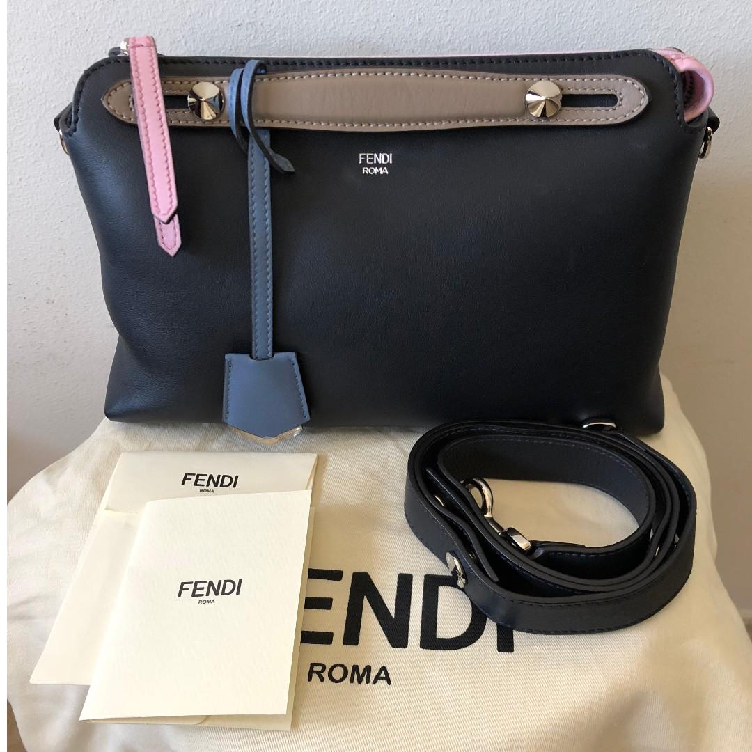 cd2be10d3c Fendi By The Way (Regular), Luxury, Bags & Wallets, Handbags on ...