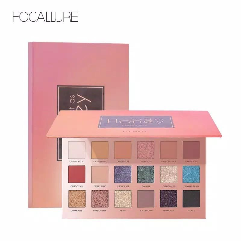 Focallure Sweet as Honey Eyeshadow
