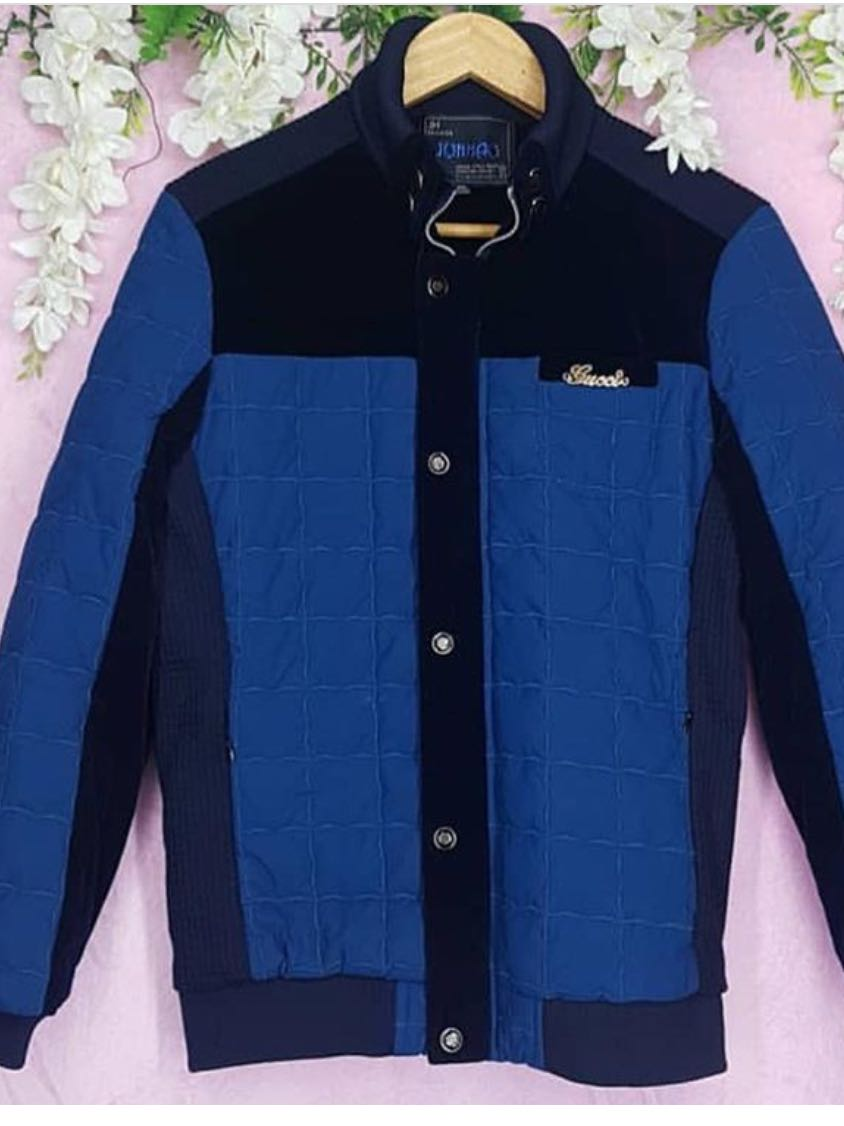 1217ec433 GUCCI INSPIRED JACKET, Women's Fashion, Clothes, Outerwear on Carousell