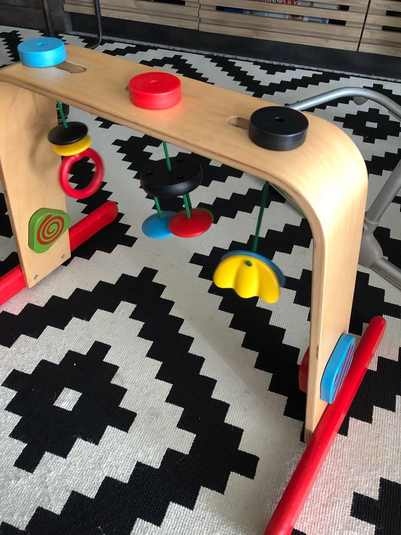 Ikea Wooden Baby Mobile Babies Kids Toys Walkers On Carousell