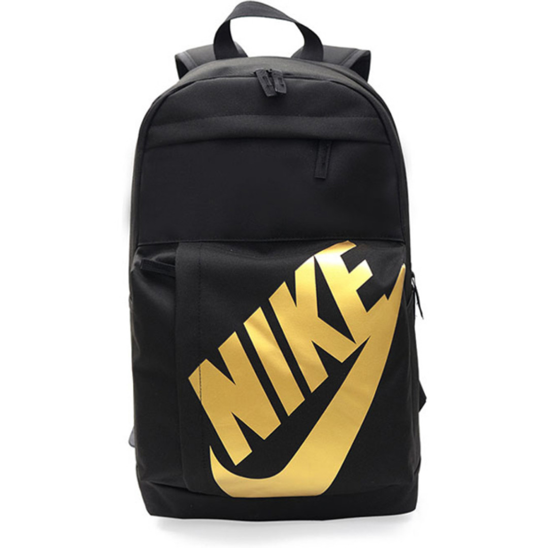 fe1a8e9cd2 Instock Nike School Backpack Gold