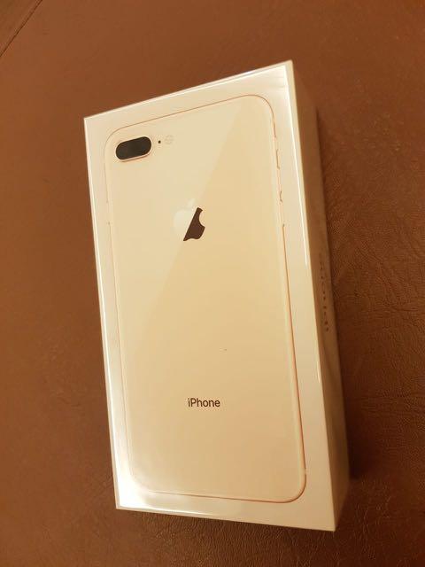 iPhone 8 Plus 64GB Gold Segel Garansi Resmi iBox 566e6462f8
