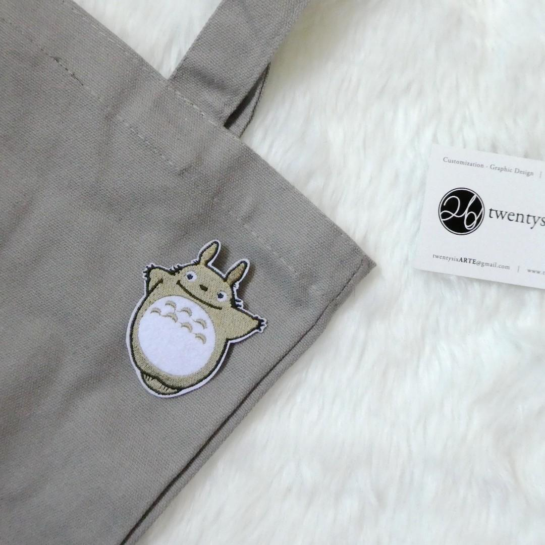Iron On Patch | Totoro [Currently OOS]