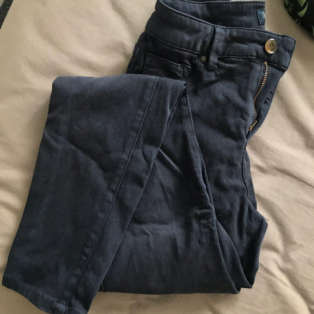 Just Jeans High Rise Jeggings