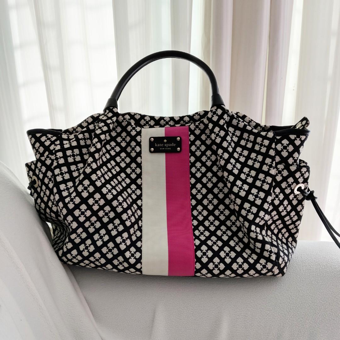Kate Spade Stevie Diaper Baby Bag Women S Fashion Bags