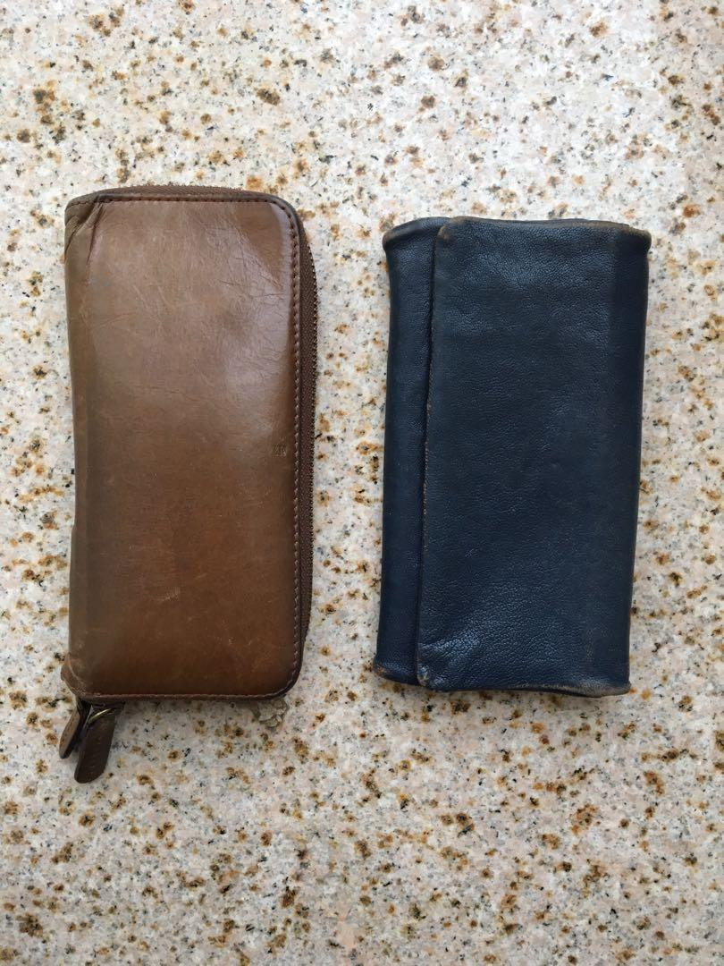 Ladies jewelry and wallets
