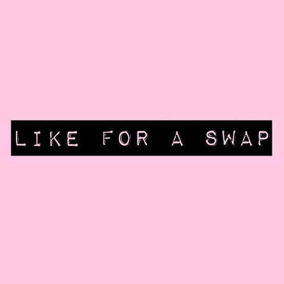 ✨Like for Swap!✨ #SwapAU