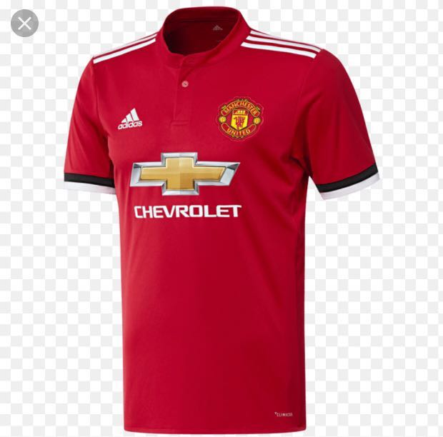 0575a323d23 Manchester United Home 17 18 jersey