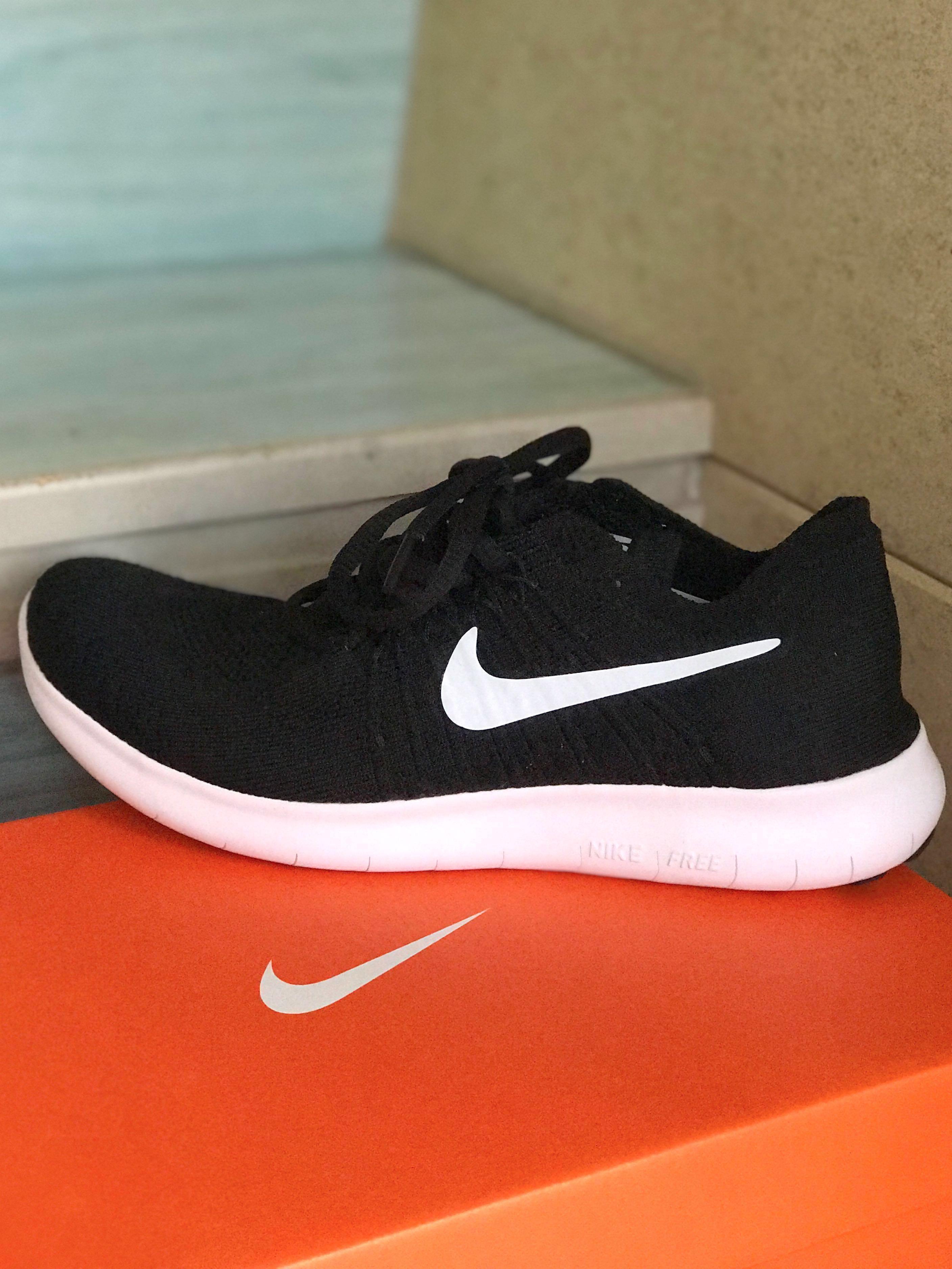 best cheap d6e0c 2b33b NIKE Free Rn Flyknit 2017 Women's BN, Women's Fashion, Shoes ...