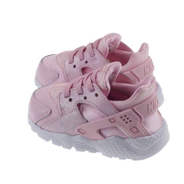 Nike Infant Huarache baby pink 4c, Babies \u0026 Kids, Girl\u0027s