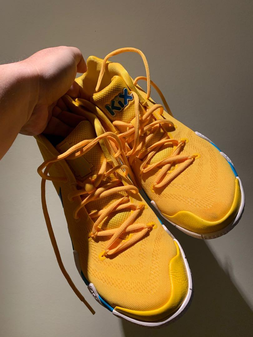 "new concept 65aaa 97993 Nike Kyrie 4 ""Kix"" Edition, Men's Fashion, Footwear ..."