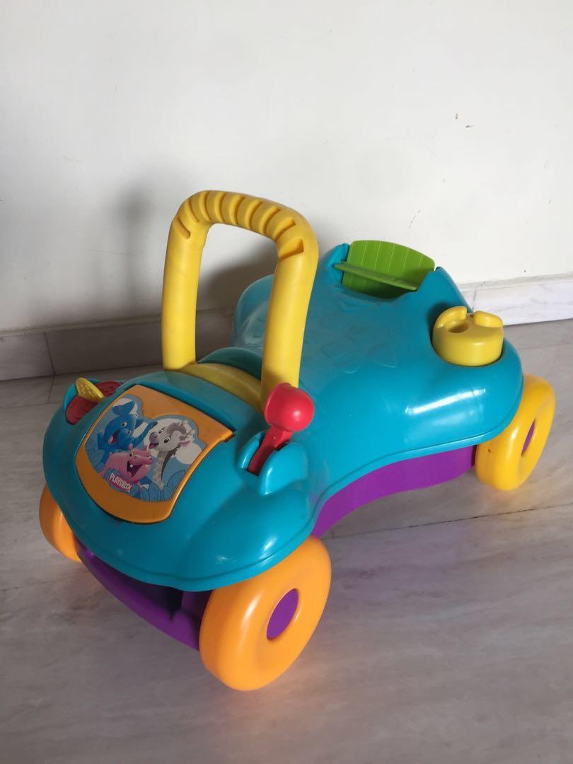 Playskool Steps Start Walk n Ride