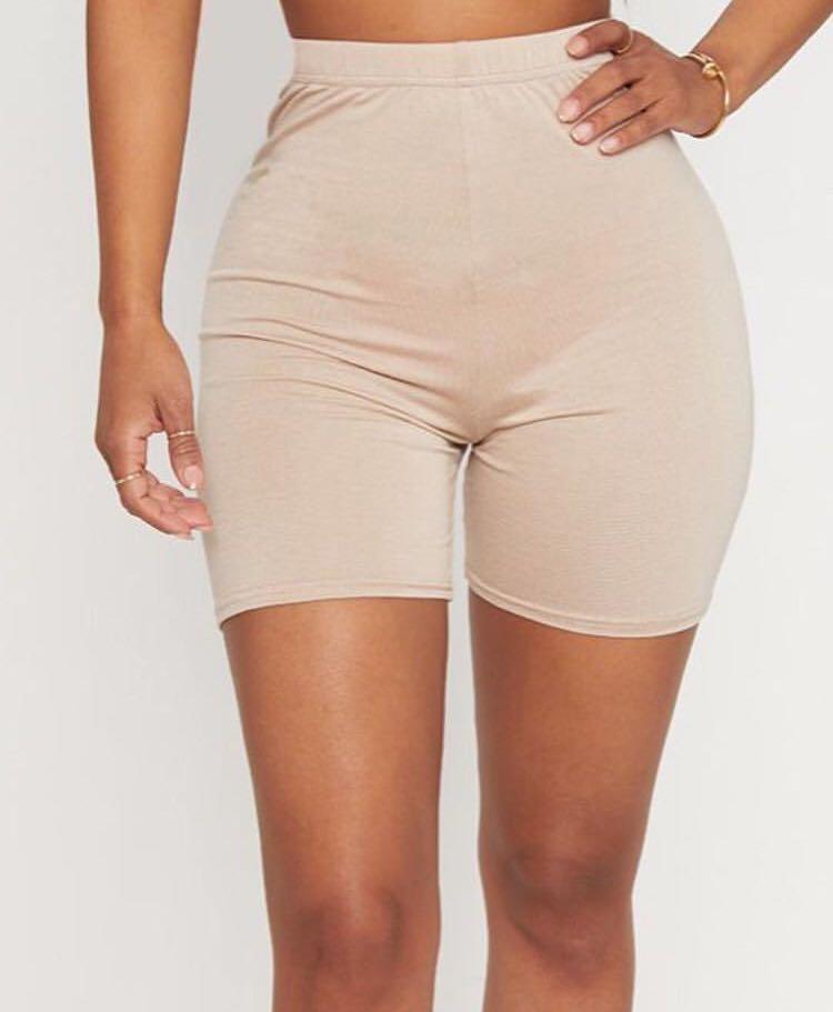 'PLT' sand cycle shorts