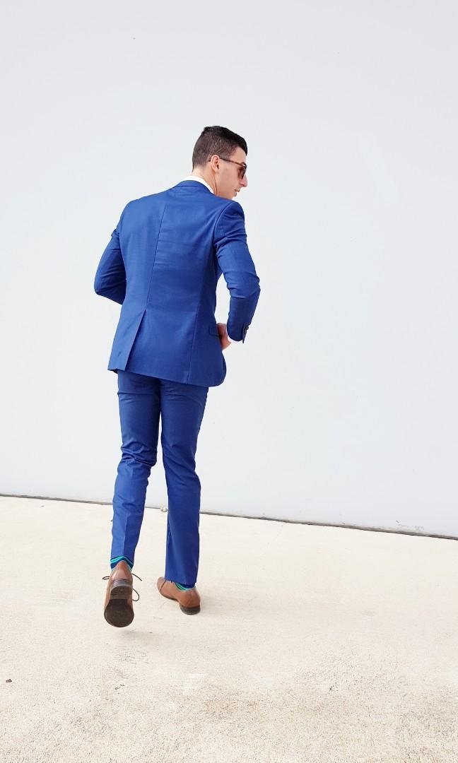 Politix Suit New