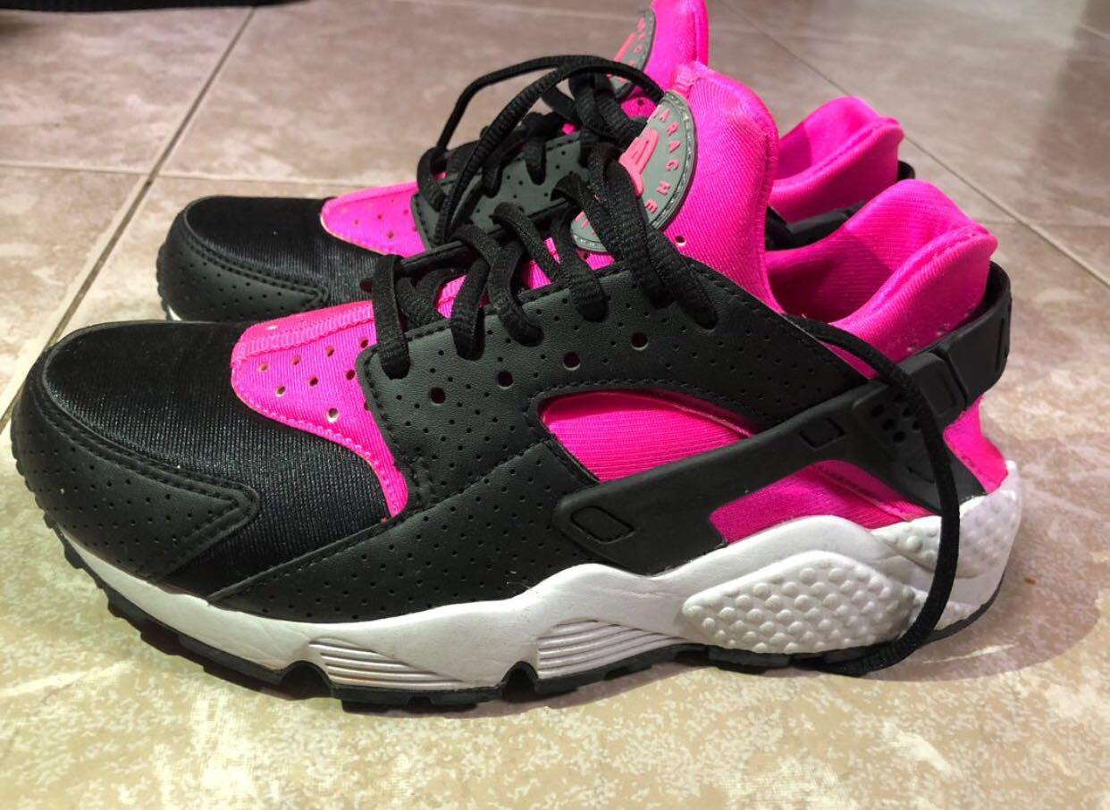 7e6a5335bda4  PROMO  Nike Air Huaraches Pink Blast ⚡
