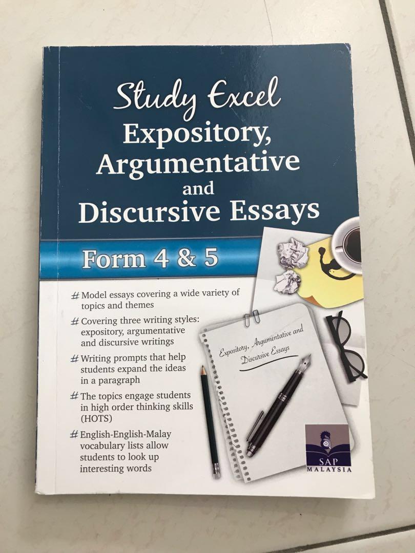 spm form english essays