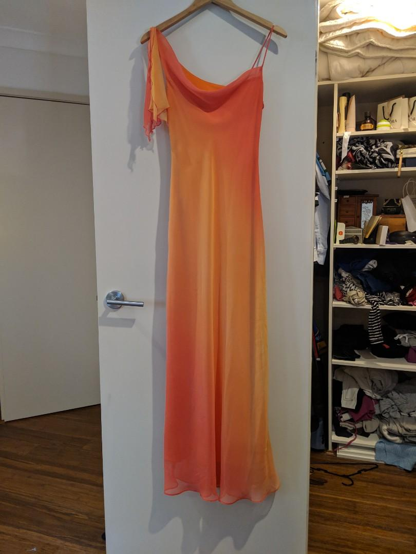 Sunset MrK gown
