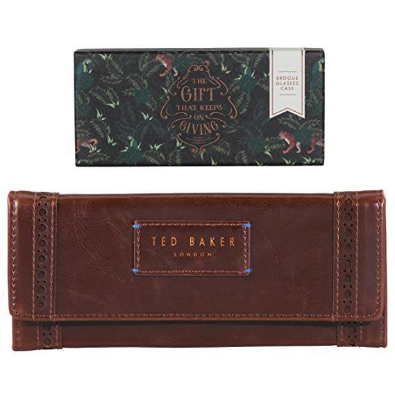 new styles cf7e1 79bd7 Tedbaker Spectacle Case
