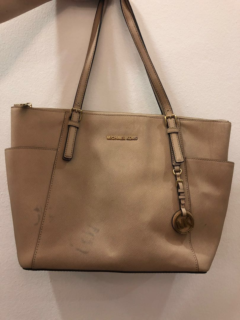 Used Michael Kors Handbags >> Used Michael Kors Tote Reserved Women S Fashion Bags Wallets
