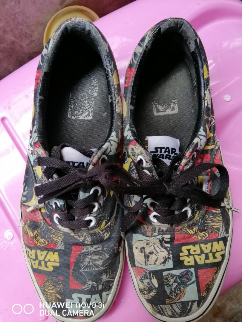 3289c9e125 Vans Star Wars Limited Edition