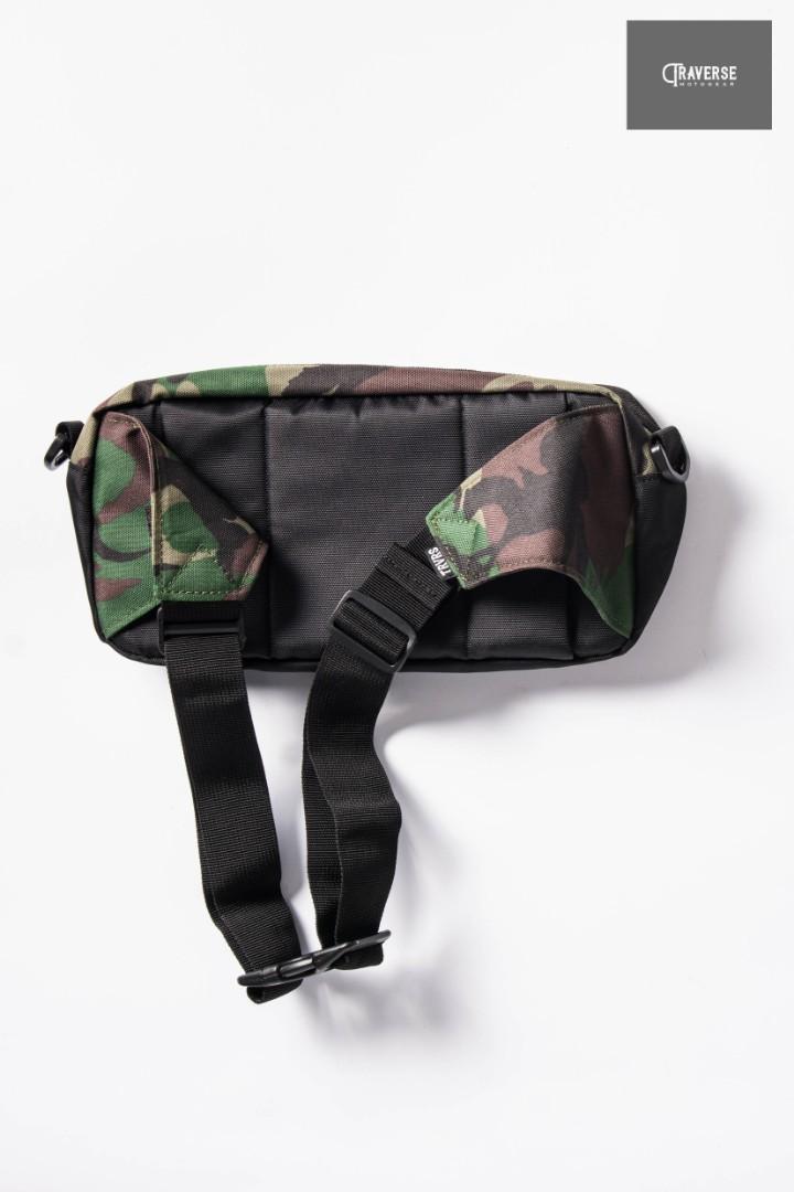 Waist Bag + Sling Bag Traverse MG