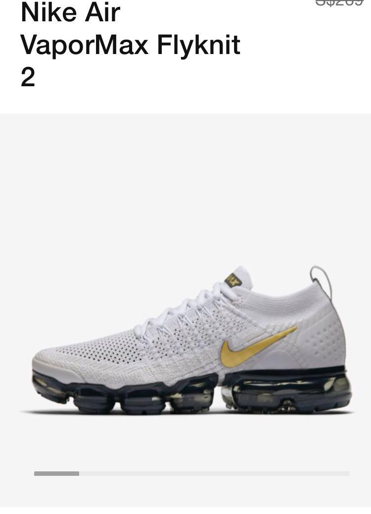 a7401d5f5f09 Women Nike Air Vapormax 2 Authentic shoes from Nike