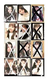 WTB Iz*one Individual Member Photocard