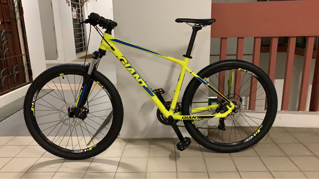 e015ae73d14 WTS Giant Mountain Bike, Bicycles & PMDs, Bicycles, Mountain Bikes ...