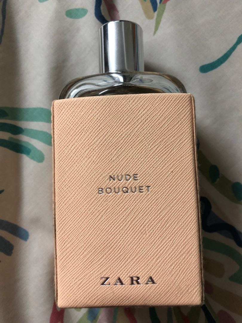 Zara Nude Bouquet Health Beauty Perfumes Deodorants On Carousell