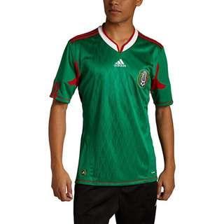 Adidas Mexico Home Jersey 2010, L. (Original)