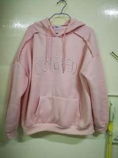 粉紅色衛衣Pink Sweater / Top oversize